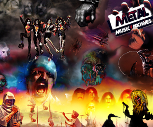 MetalMusicArchives.com 300x250 banner