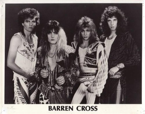 BARREN CROSS picture