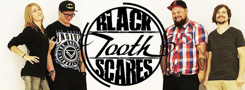 BLACK TOOTH SCARES picture