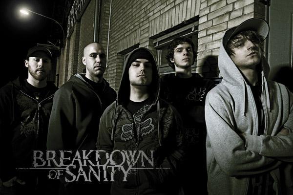 Breakdown of Sanity Albums Breakdown of Sanity Picture