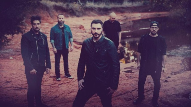 BREAKING BENJAMIN picture
