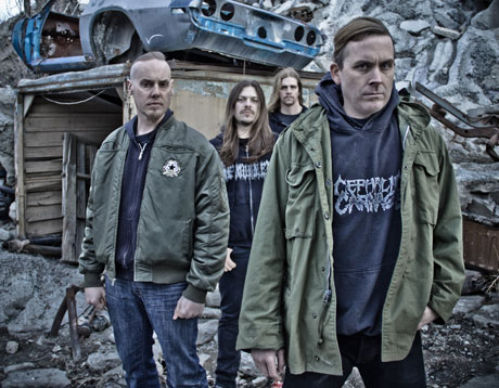 CATTLE DECAPITATION picture