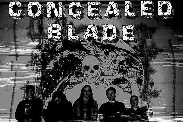 CONCEALED BLADE picture