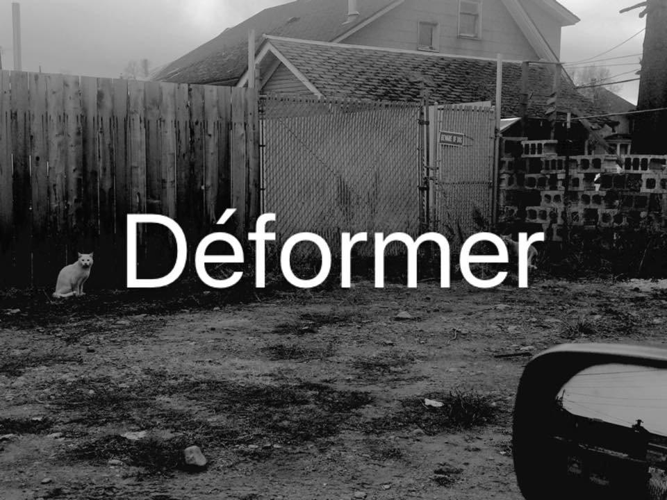 DÉFORMER picture