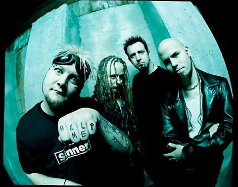 DROWNING POOL picture