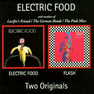 ELECTRIC FOOD picture