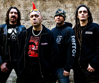 THE EXPLOITED picture