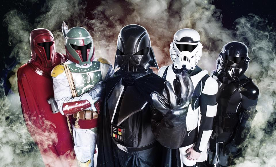 GALACTIC EMPIRE discography (top albums) and reviews