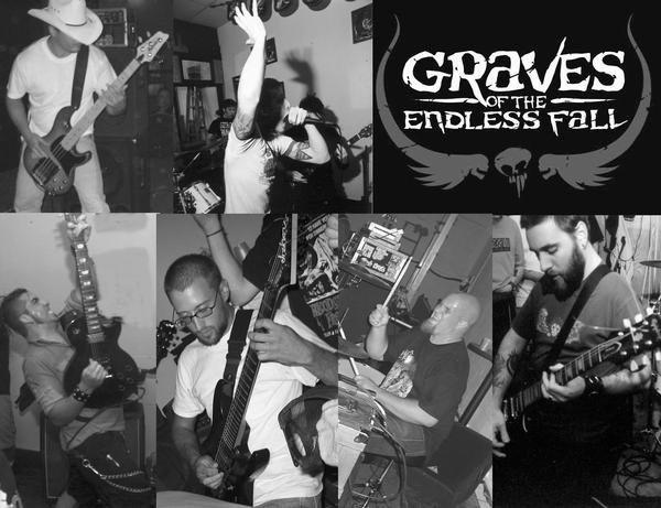 GRAVES OF THE ENDLESS FALL picture