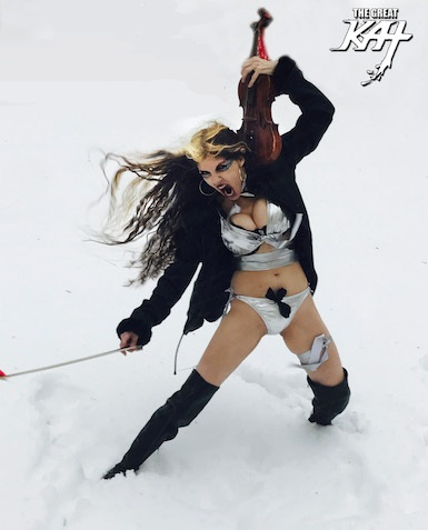 THE GREAT KAT picture