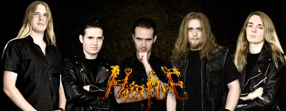 HEXFIRE discography (top albums) and reviews