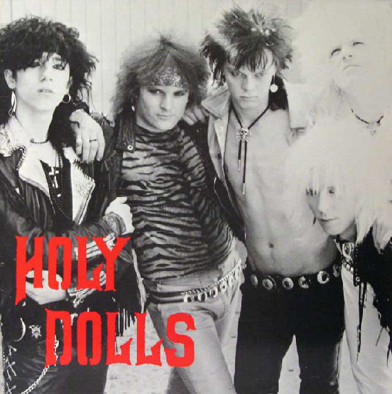 HOLY DOLLS picture