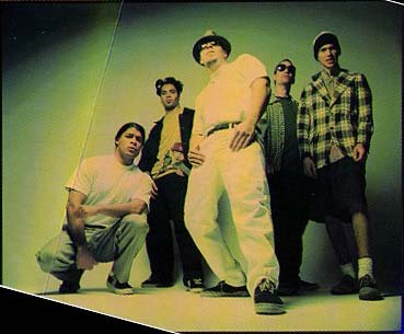 INFECTIOUS GROOVES picture