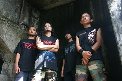 bandung death metal. Jasad is a Brutal Death Metal