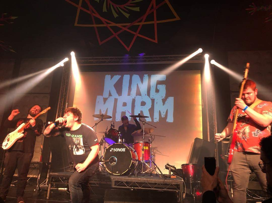 KING MARM picture