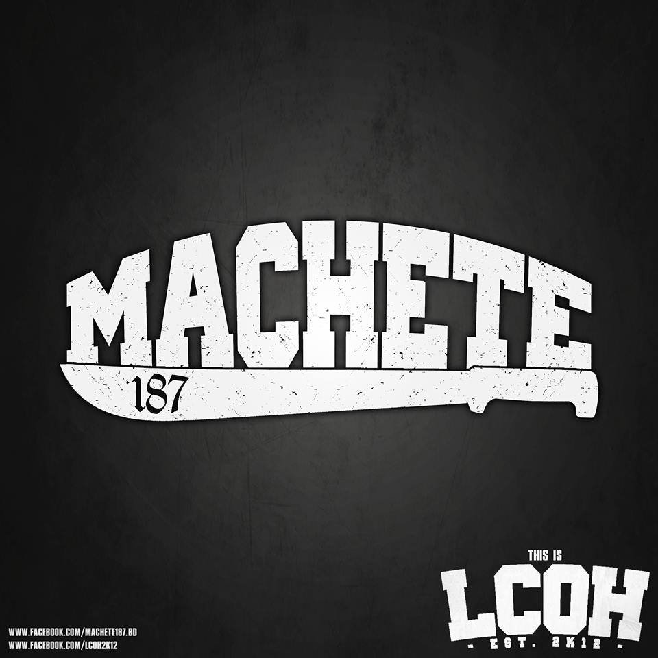 MACHETE 187 picture
