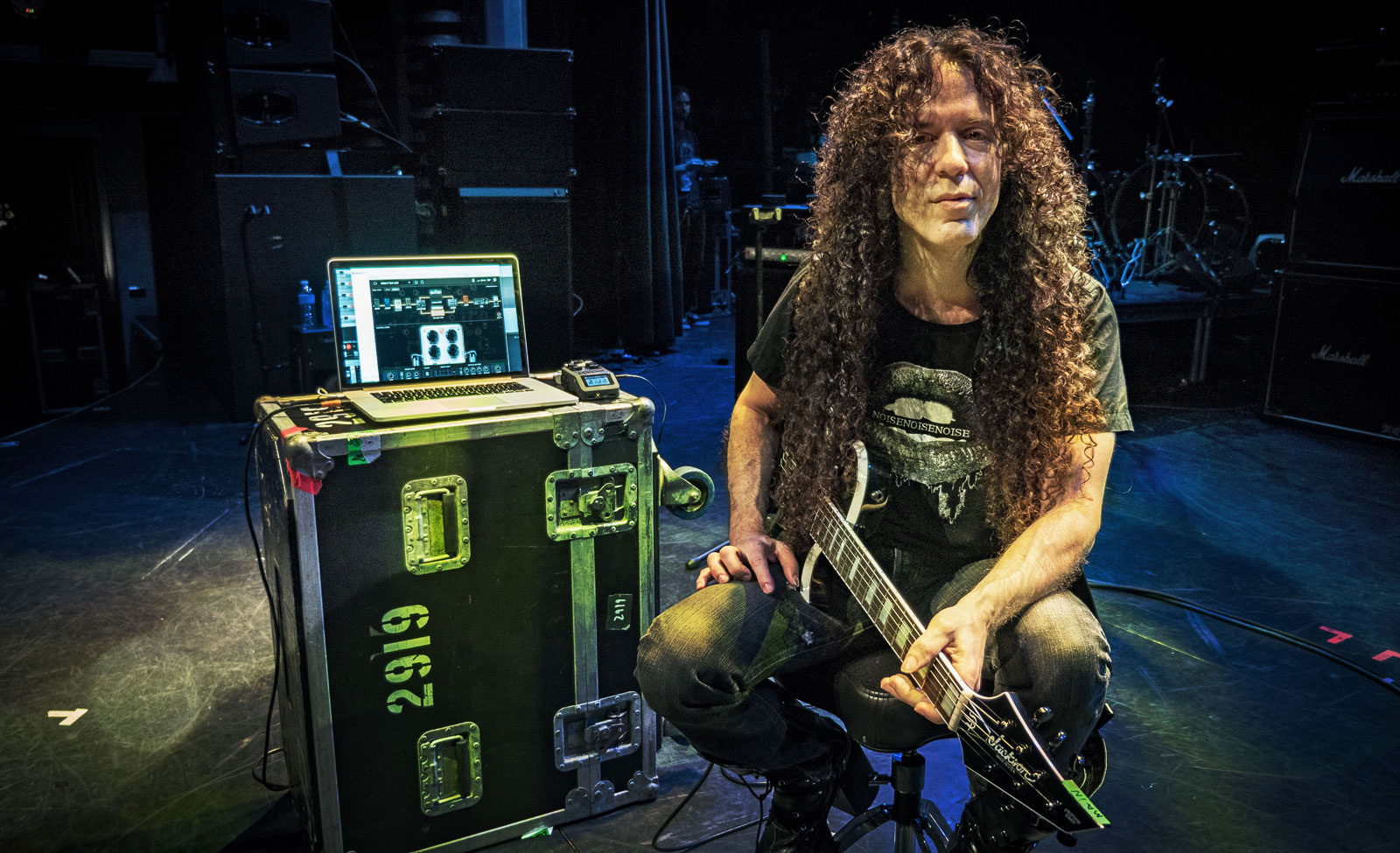 MARTY FRIEDMAN picture