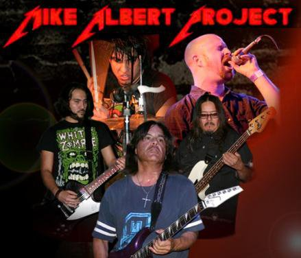 MIKE ALBERT PROJECT picture