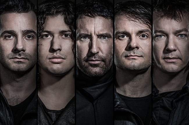 NINE INCH NAILS picture