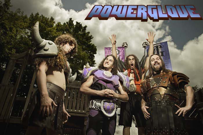 Powerglove - Total Pwnage