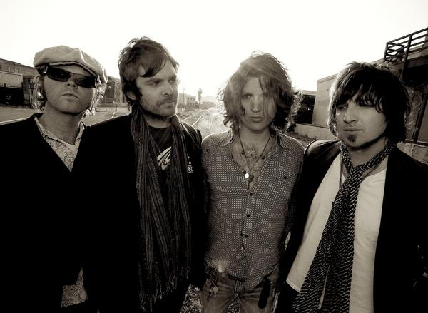 Rival Sons Singer Rival Sons Are a Blues-based