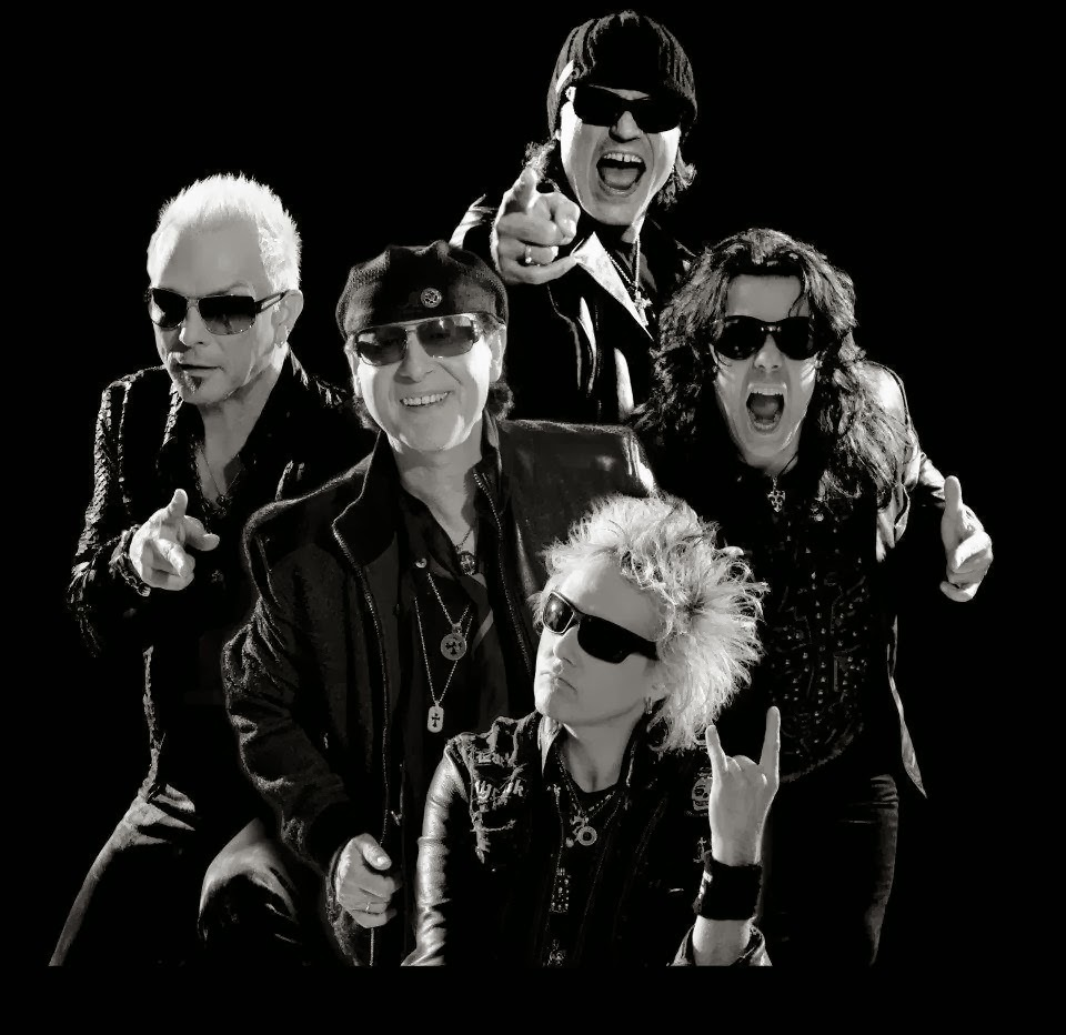 SCORPIONS picture