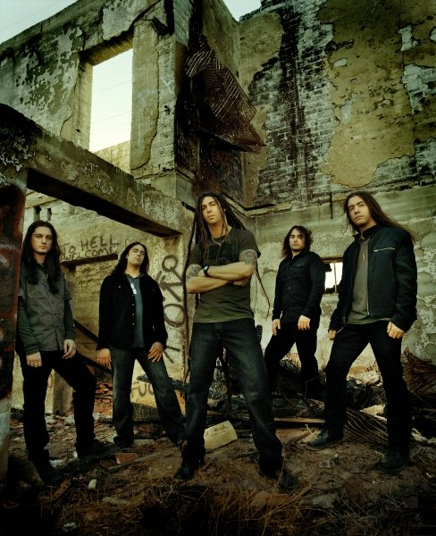 SHADOWS FALL picture