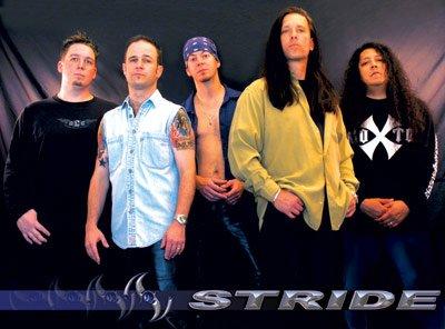 STRIDE picture