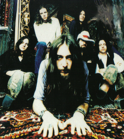 THE BLACK CROWES picture