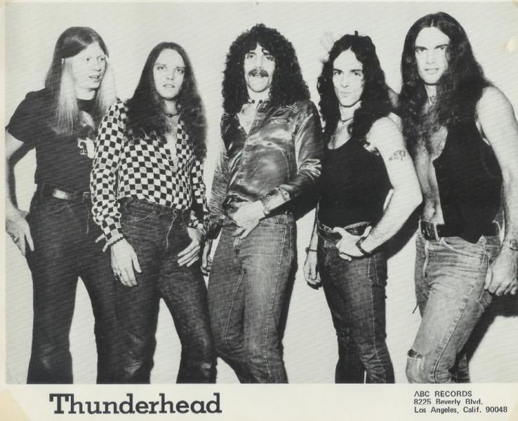 Thunderhead - Busted At The Border