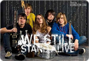 WE STILL STAND ALIVE picture