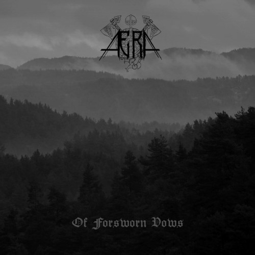 ÆRA - Of Forsworn Vows cover
