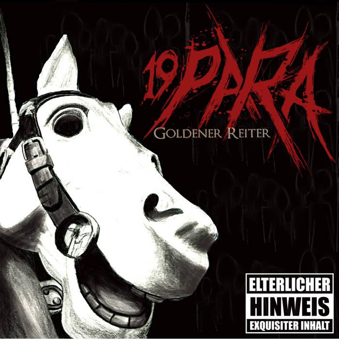 19PARA - Goldener Reiter cover
