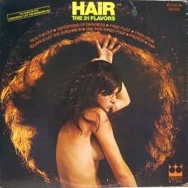 31 FLAVORS - Hair cover