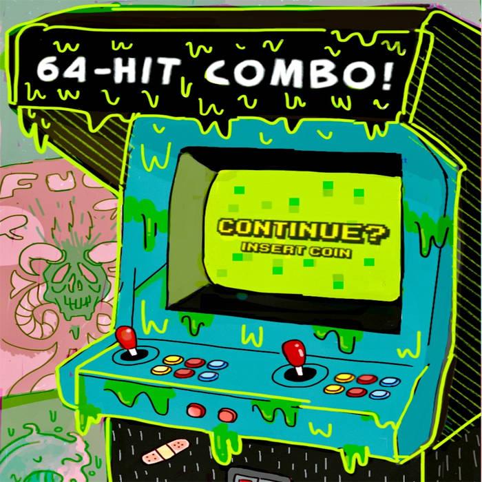 64-HIT COMBO! - Dark Matter cover