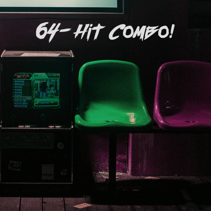 64-HIT COMBO! - Visions Of The Phallus Palace cover