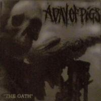 A DAY OF PIGS - The Oath cover