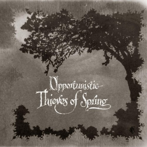 A FOREST OF STARS - Opportunistic Thieves of Spring cover