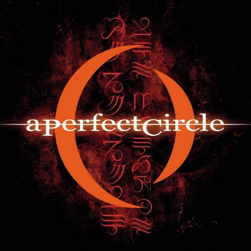 A PERFECT CIRCLE - Mer de Noms cover