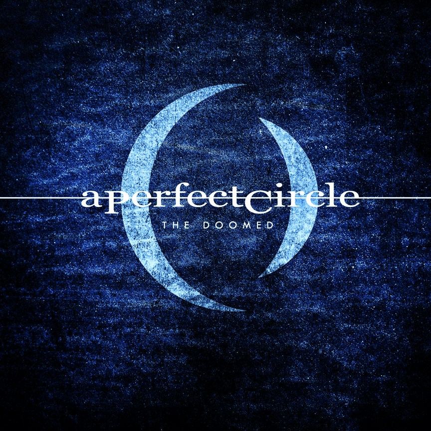 A PERFECT CIRCLE - The Doomed cover