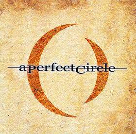 A PERFECT CIRCLE - The Outsider cover