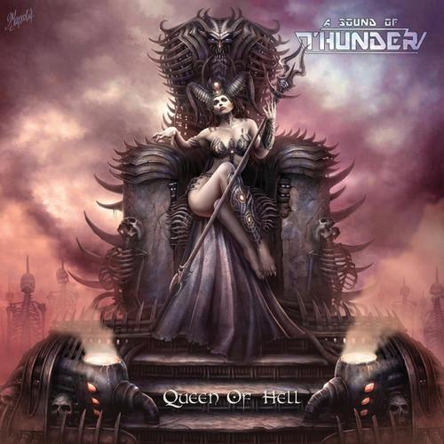 A SOUND OF THUNDER - Queen Of Hell cover