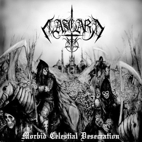 AASGARD - Morbid Celestial Desecration cover