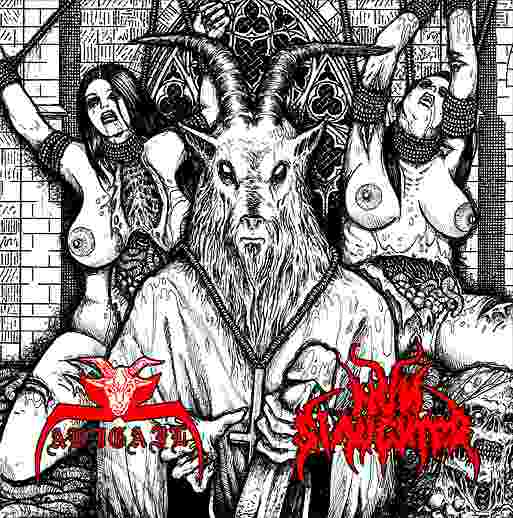 ABIGAIL - Fucking Satan cover