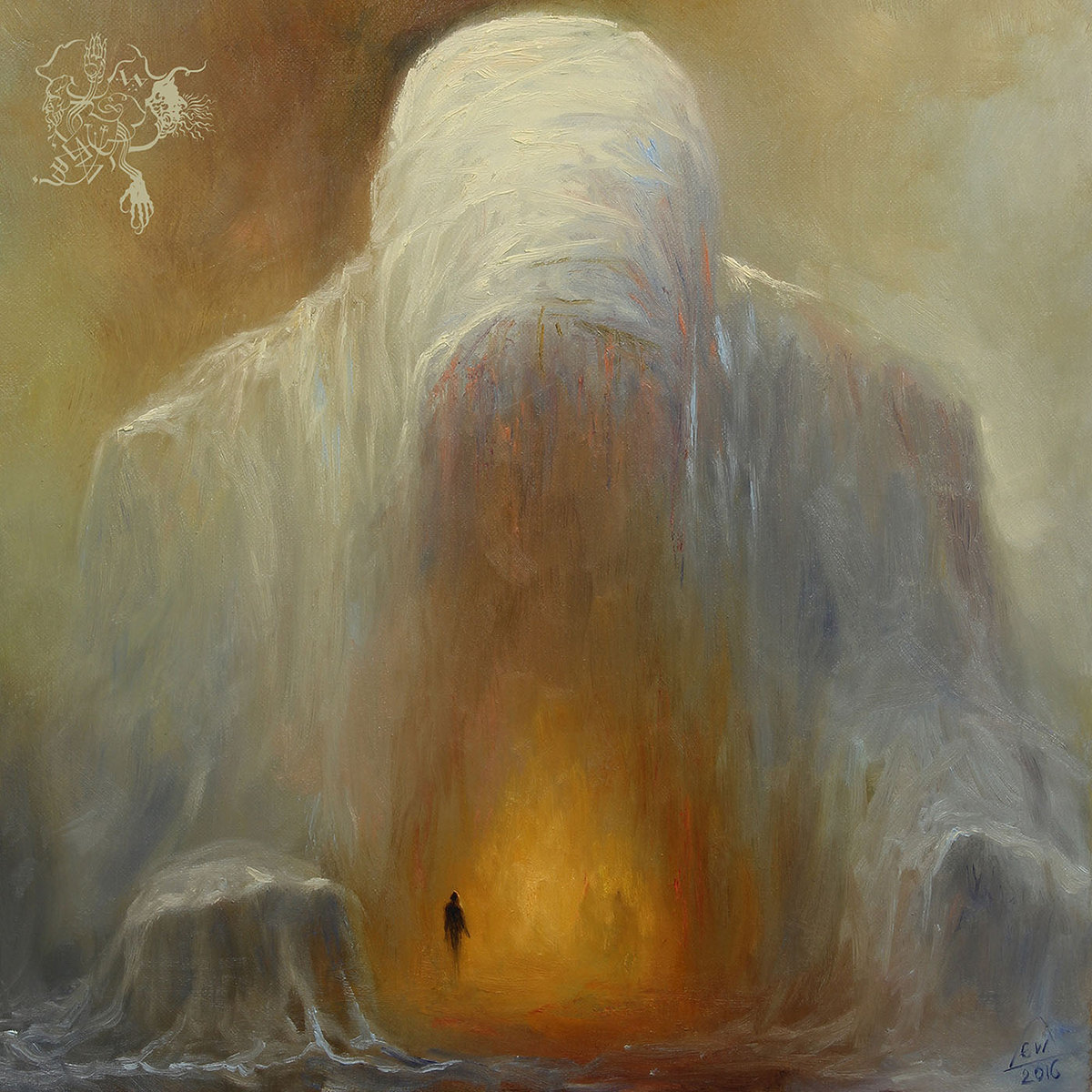 ABIGAIL WILLIAMS - Walk Beyond the Dark cover