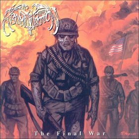 ABOMINATION - The Final War cover