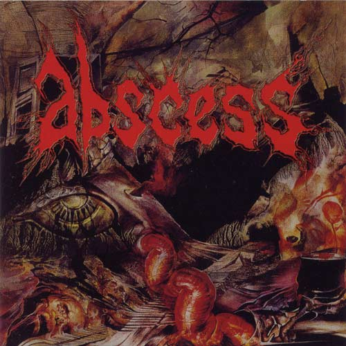 ABSCESS - Tormented cover