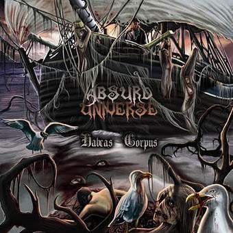 ABSURD UNIVERSE - Habeas Corpus cover