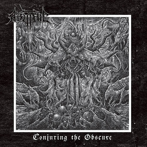 ABYTHIC - Conjuring the Obscure cover