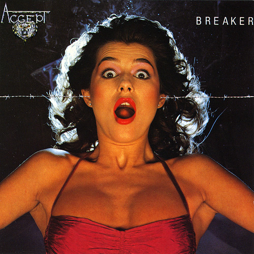 ACCEPT - Breaker cover
